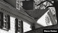 خانه و موزه جرج واشنگتن در مونت ورنون ویرجینیا