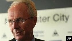 Sven Goran Eriksson, bekas pelatih kesebelasan nasional England, kini menjadi direktur teknik klub Al Nasr di Emirat Arab.