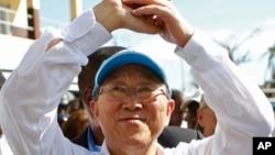 Babban Sakataren MDD Ban Ki-moon