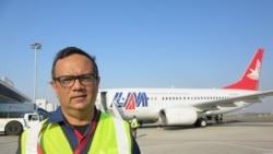 Director-Geral da LAM diz que incidentes não são causados porfalta de manutençãode aeronaves 11:30
