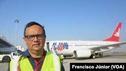 João Carlos Po Jorge, diretor-geral da LAM