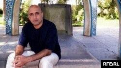 Nhà hoạt động và blogger Iran Sattar Beheshti