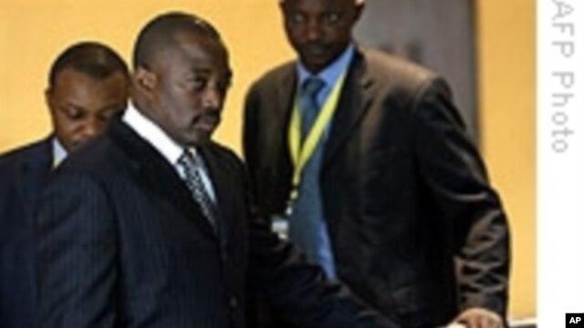 DRC President Joseph Kabila (file)