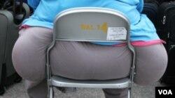 Para el año 2015 se estima que unos 1.500 millones de adultos en el mundo tendrán sobrepeso.