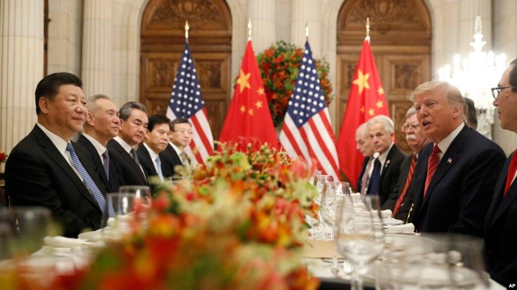 Подробности перемирия в торговой войне США и Китая