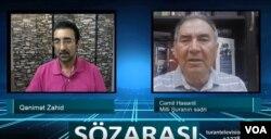 """Cəmil Həsənli """"Azərbaycan Saatı""""-na danışır"""