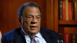 Andrew Young: Injustice is Still There