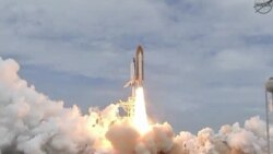 آخرین ماموریت شاتل در فضا