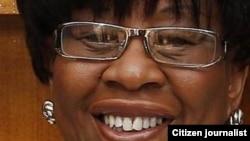 Ambassador Jacqueline Zwambila.