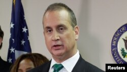 "FILE - U.S. Rep. Mario Diaz-Balart, a Florida Republican, called Tuesday's Amtrak derailment tragic, according to The Wall Street Journal, but said the idea that more spending will solve problems ""is not always the case,"""