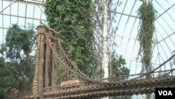 New York: Botanički pejzaž napravljen od biljaka