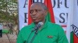 Abílio Kamalata Numa, antigo candidato à liderança da UNITA