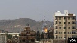 نیروهای امارات متحده عرب شهر ماب را دوباره بدست آوردند