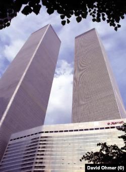 ВТЦ-3 (на заднем плане - Северная и Южная башни). Фото: David Ohmer
