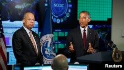رئیس جمهور ایالات متحده از طرح جدید امنیت سایبری پرده برداشت