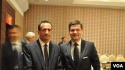 Филип Гордон и Весс Митчел