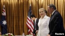 El presidente Obama deberá estudiar las intenciones de los secretarios Clinton y Panetta que han manifestado su intención de retirarse.