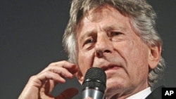 FILE - Polish-born film director Roman Polanski.