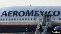 El suceso se ha producido en la terminal 2 del aeropuerto, donde operan vuelos internacionales, entre los que se incluyen los de la compañía Aeromexico.