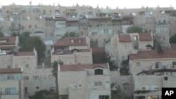 FILE - Jewish settlements in Jerusalem