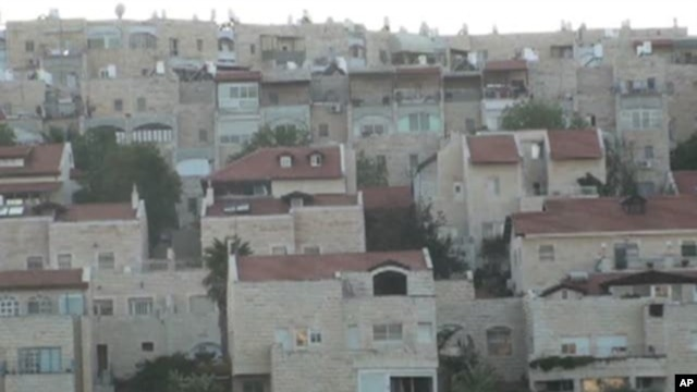 FILE - Jewish settlements in Jerusalem