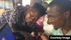 Mradi wa kidijitali elimu ya ngumbaro nchini Kenya