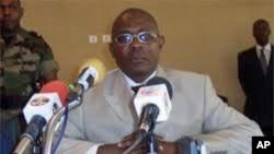 António Bento Bembe, secretário de Estado angolano para os Direitos Humanos