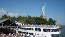 مجسمه آزادی برای تعمیرات اساسی آماده می شود
