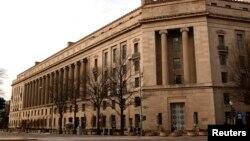 Edificio del Departamento de Justicia, en Washington, desde donde se han trabajado los casos de estas dos empresas.