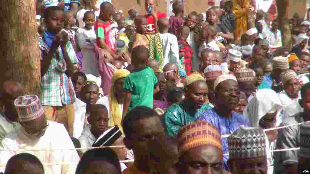 Sallah Celebration in Konni, Niger Republic