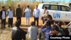 Meanwhile, more Montagnards continue to cross, according to local villagers in the northeastern provinces.
