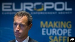 Rob Wainwright, directeur d'Europol
