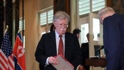 ကန္-႐ု႐ွားထိပ္သီးပြဲ ညႇိႏိႈင္းဖို႔ John Bolton ေမာ္စကိုသြားမည္
