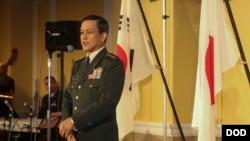 日本前陆上自卫队幕僚长中谷正宽