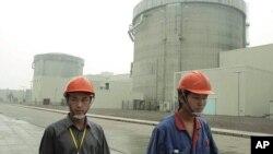 چین کا جوہری بجلی گھر