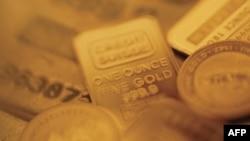 Vàng và dầu hỏa giảm giá