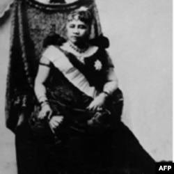 Королева Лилиуокалани