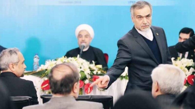 ایرانی صدر کے گرفتار بھائی ضمانت پر رہا