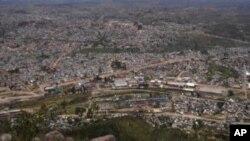 Cidade em alvoroço. Lubango