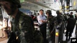 Hoa Kỳ, Nam Triều Tiên tập trận chung