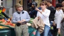 بانوی اول فرانسه ستاره فیلم تازه وودی آلن!