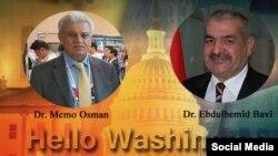 Dr.Memo Osman û Dr. Ebdulhemîd Bavî