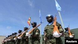 Pasukan penjaga keamanan Uganda