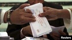 Contando os votos
