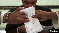 متنازع آئینی مسودے پر ملک میں ریفرنڈم کرایا گیا تھا