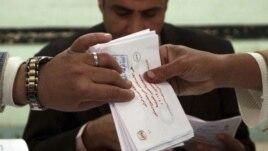 egypt / vote count