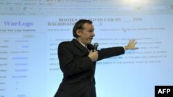 Создатель WikiLeaks Джулиан Ассандж ()архивное фото