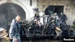 Car Bomb Kills 3 in Lebanon
