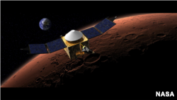 MAVEN kosmik apparati