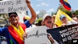 Dentro y fuera de Venezuela se han alzado voces de protesta contra la detención del alcalde Ledezma.